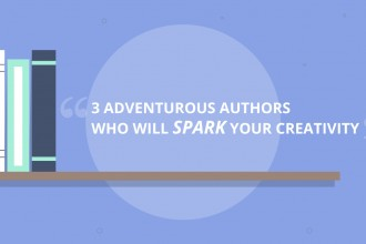 Adventurous authors