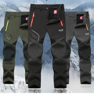 Singbring Outdoor Hiking Ski Pants For Men Women | Gifts for Adventure Travelers | Gifts for Travelers