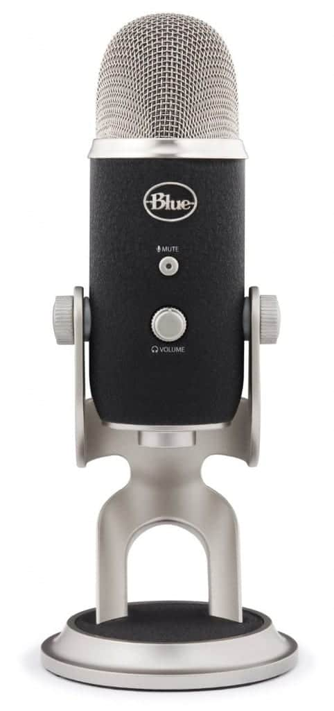 Blue Yeti Pro Mic for Podcasting