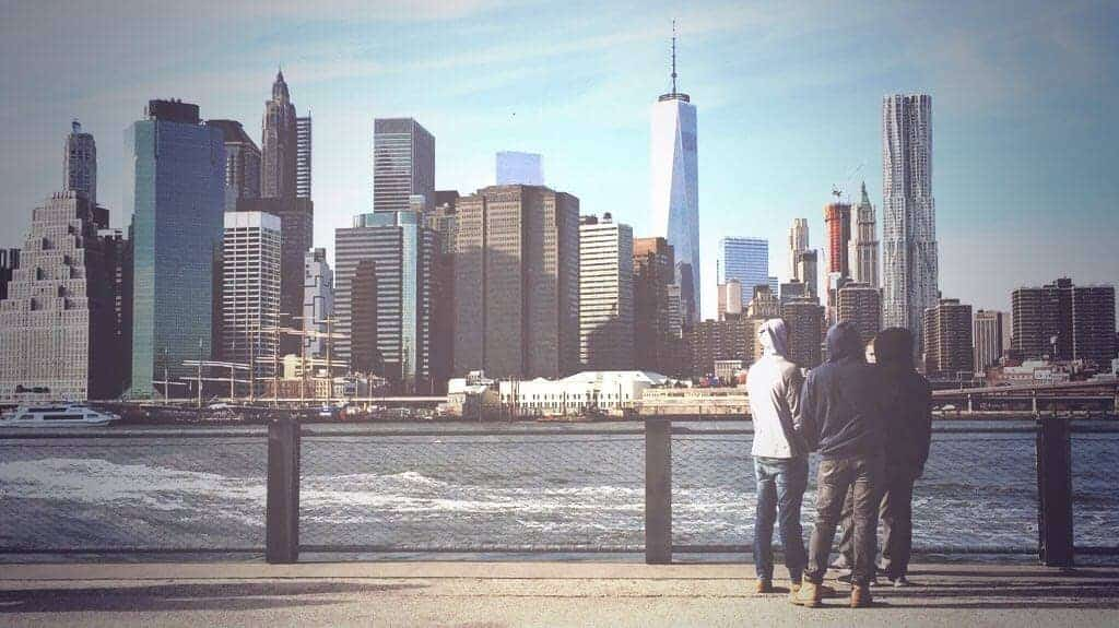 New York City Financial District | Life Nomading