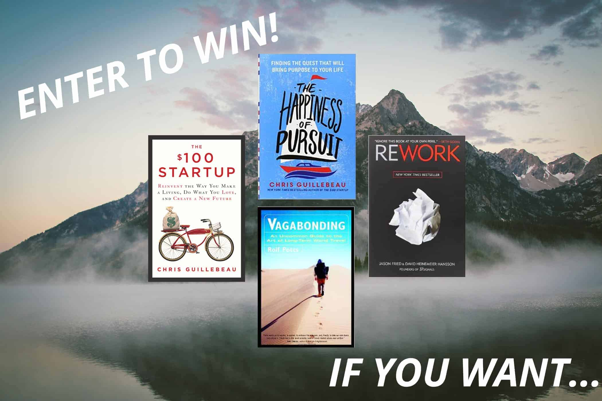 Epic Nomad Book Bundle Giveaway!