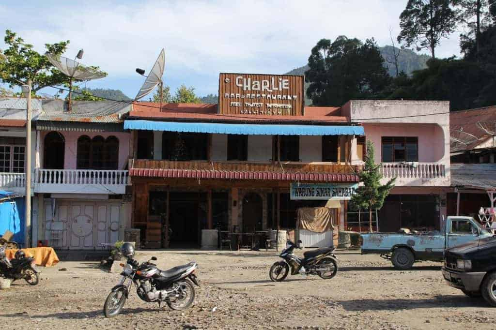 The Charlie Guesthouse, Parapat, Indonesia