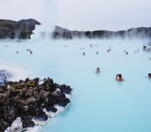 Blue Lagoon | Packing Lit for Iceland | Packing list | Swimsuit for Iceland