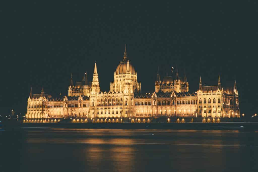 digital nomad in budapest hungary