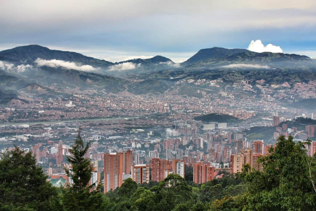 digital nomad in medellin colombia