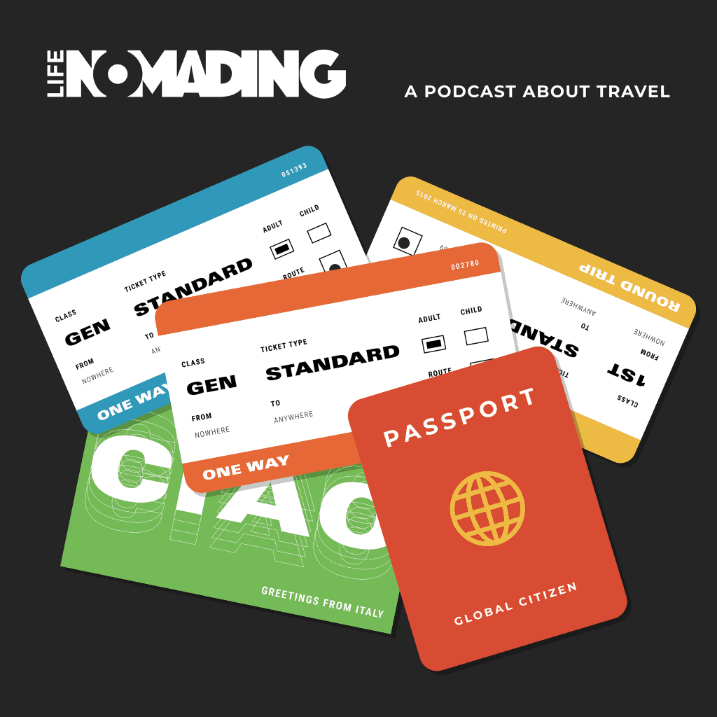 Life Nomading Podcast Artwork