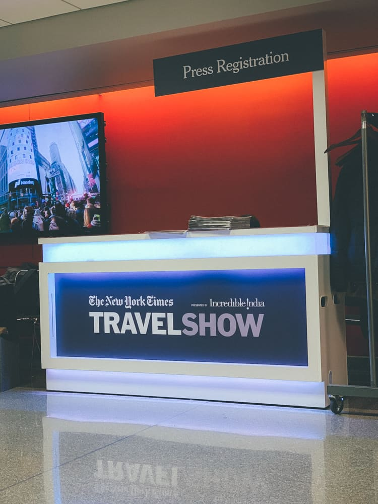 What We Learned at New York Times Travel Show