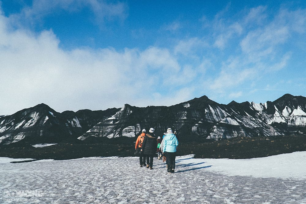 How to Walk on Glaciers in Iceland
