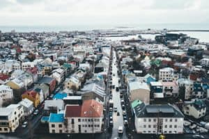iceland towns