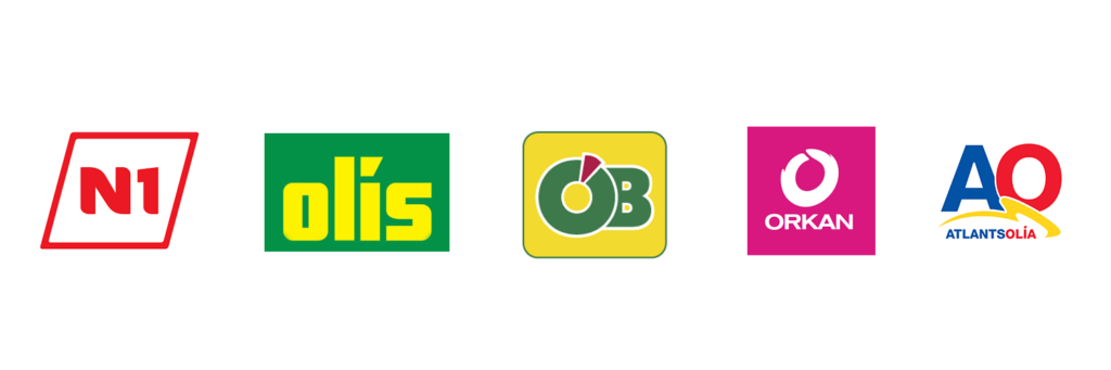 gas station brands in iceland
