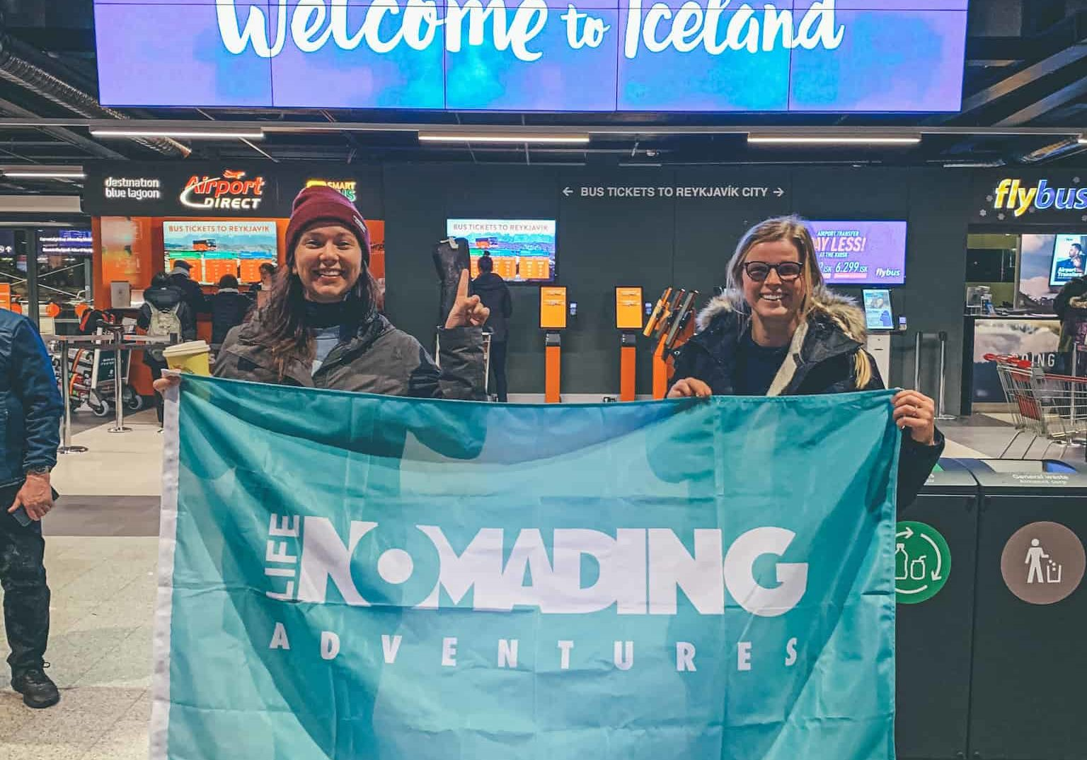 iceland group trip welcome day